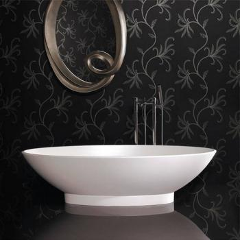 Ashton and Bentley Onis Freestanding Bath With Plinth