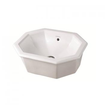 Imperial Astoria Deco Inset Basin