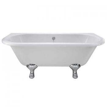 Bayswater Courtnell 1700mm Back To Wall Freestanding Bath