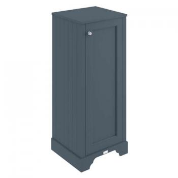 Bayswater Stiffkey Blue 465mm Tall Boy Cabinet