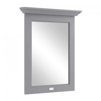 Bayswater Plummett Grey 600mm Flat Mirror