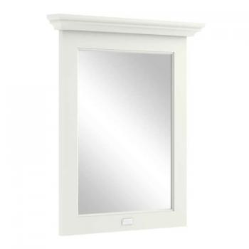 Bayswater Pointing White 600mm Flat Mirror