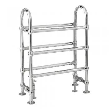 Bayswater Benjamin Floorstanding Heated Towel Rail