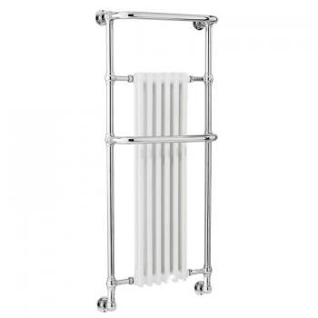 Bayswater Franklyn Towel Rail Radiator - 1362 x 575mm