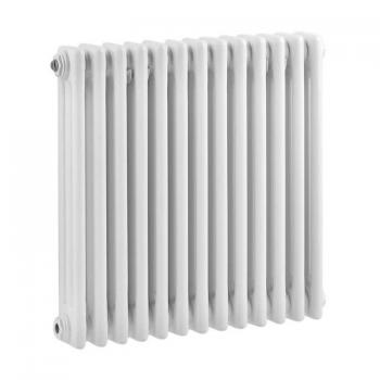 Bayswater Nelson Triple White Radiator - 606 x 600mm