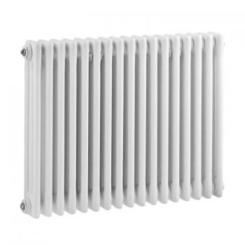 Bayswater Nelson Triple White Radiator - 600 x 786mm