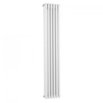Bayswater Nelson Triple White Radiator - 1500 x 291mm
