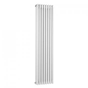 Bayswater Nelson Triple White Radiator - 1500 x 381mm