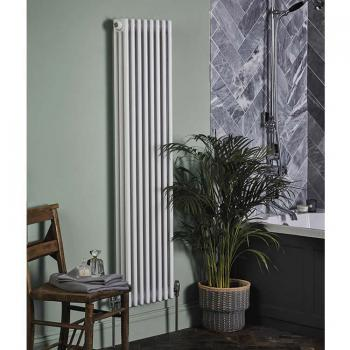 Bayswater Nelson Triple White Radiator - 1800 x 381mm