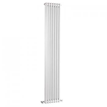 Bayswater Nelson Double White Radiator - 1800 x 335mm