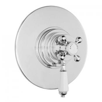 Bayswater Dual Thermostatic Concealed Shower Valve