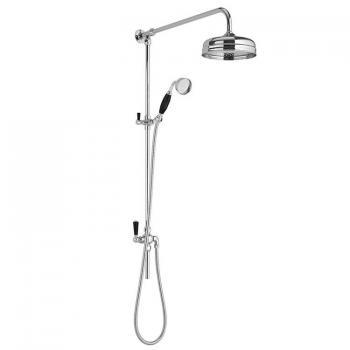 Bayswater Grand Rigid Riser Shower Kit With 8