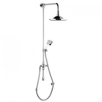 Bayswater Grand Rigid Riser Shower Kit With 6