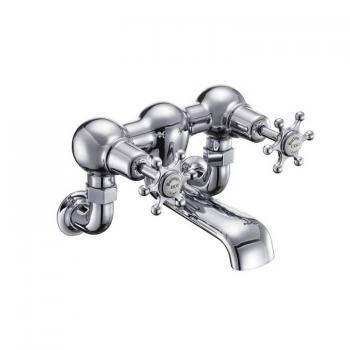 Burlington Birkenhead Wall Mounted Bath Filler