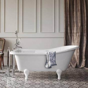 Burlington Buckingham Slipper Freestanding Bath
