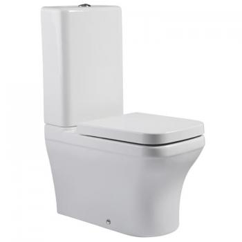 Roper Rhodes Cover Close Coupled Fully Enclosed WC, Cistern & Soft Close Seat