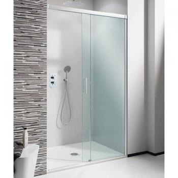 Simpsons Design Soft Close Sliding Shower Door