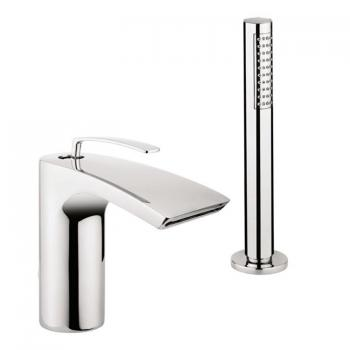 Crosswater Essence Bath Shower Mixer Monobloc