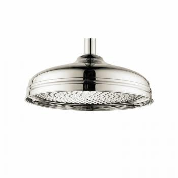 Crosswater Belgravia Nickel 300mm Shower Head