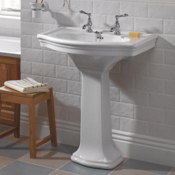 Imperial Firenze Large Basin and Pedestal