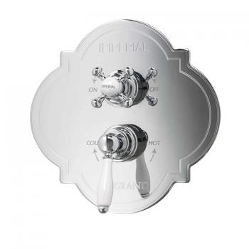 Imperial Firenze Thermostatic Dual Control Shower Valve