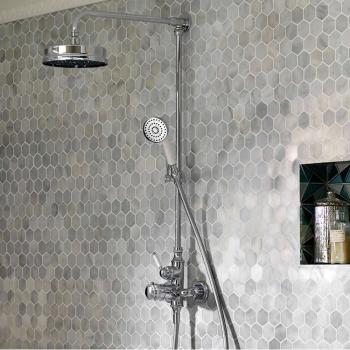 Victoria + Albert Florin 20 Thermostatic Exposed Shower Kit