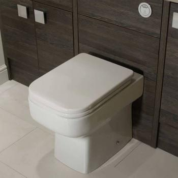 Roper Rhodes Geo 505mm Back To Wall WC & Soft Close Seat