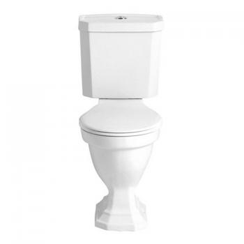 Heritage Granley Deco Comfort Height WC & Portrait Cistern
