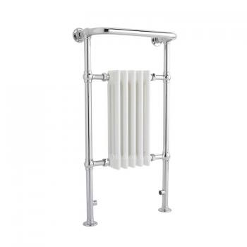 Hudson Reed Small Harrow Heated Towel Rail