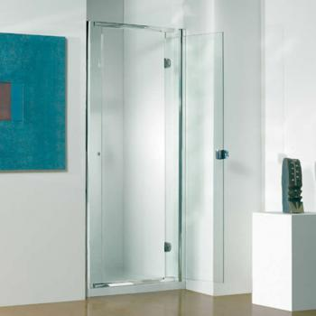 Kudos Infinite Straight Hinged Shower Door