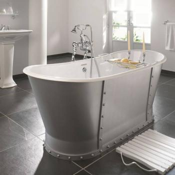 Imperial Baglioni Cast Iron Freestanding Bath
