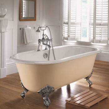 Imperial Bentley Double Ended Cast Iron Bath