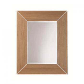 Imperial Rebecca Luxury Mirror with Metal Strips