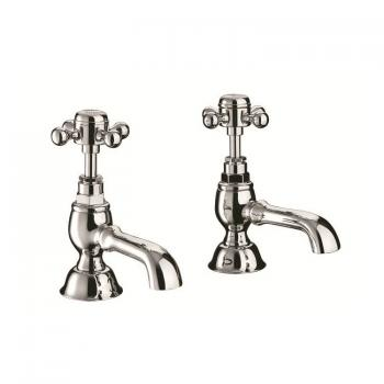 Imperial Victorian Basin Pillar Taps