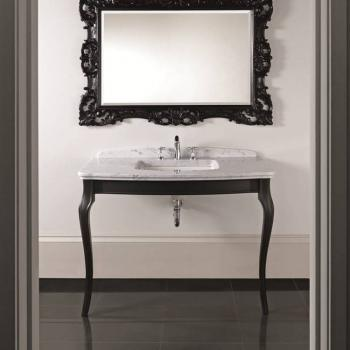 Imperial Oban Marble Console Basin Stand