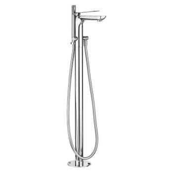 Crosswater Kelly Hoppen Zero 2 Floorstanding Bath Shower Mixer