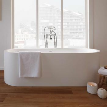 Imperial Lady Margaret Cian® Double Ended Freestanding Bath