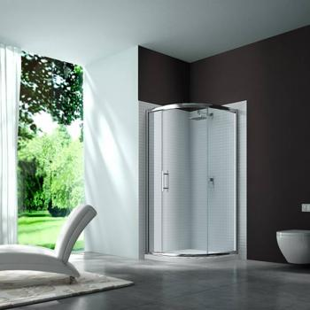 Merlyn 6 Series 900mm 1 Door Quadrant Shower Enclosure