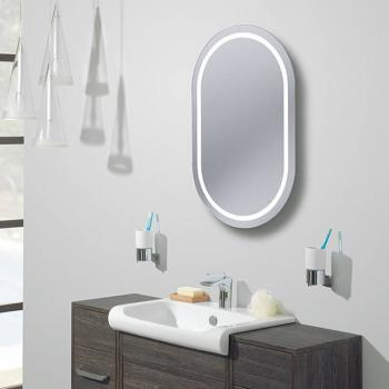 Bauhaus Essence 50 Back Lit Mirror