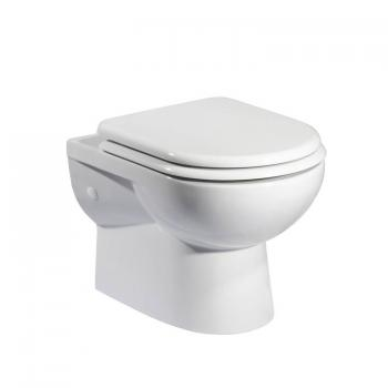 Tavistock Micra Wall Hung Toilet &  Soft Closing Seat