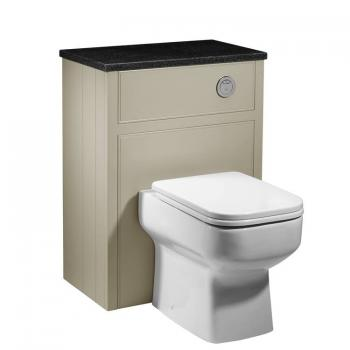 Roper Rhodes Hampton 600mm Mocha Back To Wall WC Unit