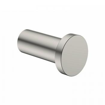 Crosswater Mike Pro Brushed Stainless Steel Robe Hook