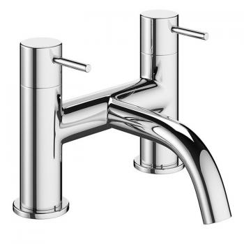 Crosswater MPRO Chrome Bath Filler