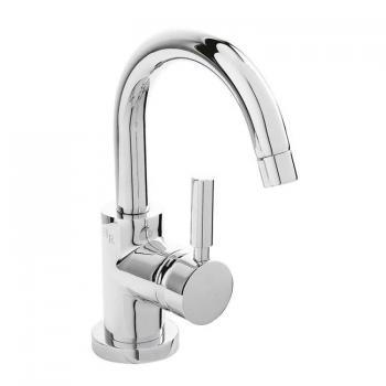 Hudson Reed Tec Single Lever Side Action Mini Basin Mixer