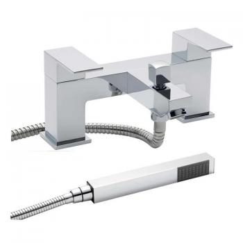 Hudson Reed Art Bath Shower Mixer With Kit