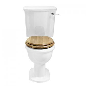 Heritage Victoria Comfort Height WC & Cistern