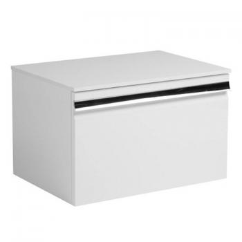 Roper Rhodes Pursuit White Gloss 600mm Vanity Unit & Worktop