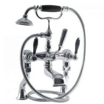 Imperial Radcliffe Deck Mounted Bath Shower Mixer