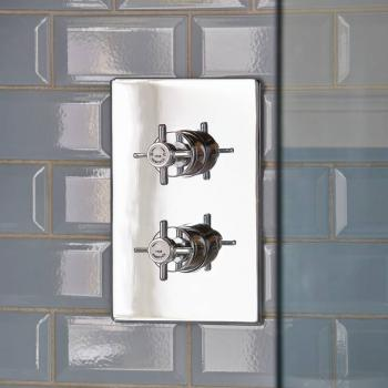 Heritage Dawlish Recessed Thermostatic Shower Valve