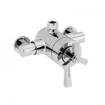 Heritage Gracechurch Exposed Shower Valve - Top Outlet